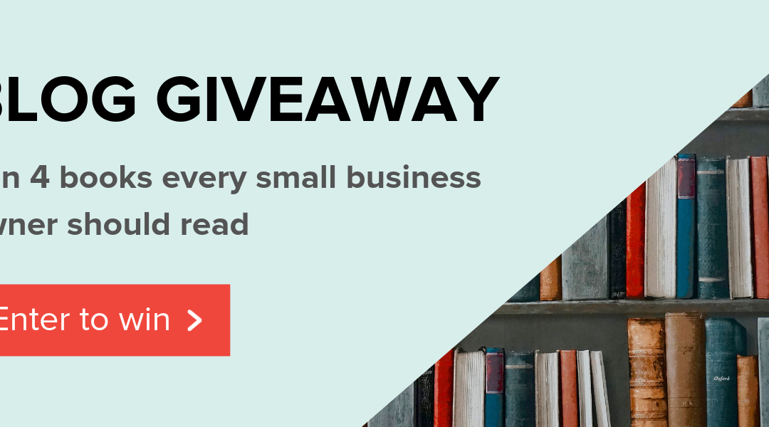 20 Books Every Entrepreneur Should Read [+ GIVEAWAY]