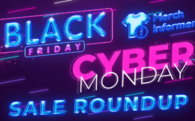Black Friday – Cyber Monday Roundup