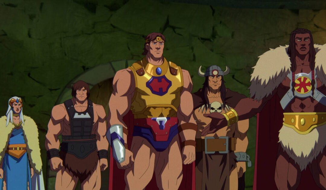 He-Man Gets a New Twist in Masters of the Universe: Revelation